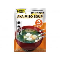 Aka miso soup powder 3x10g Lobo