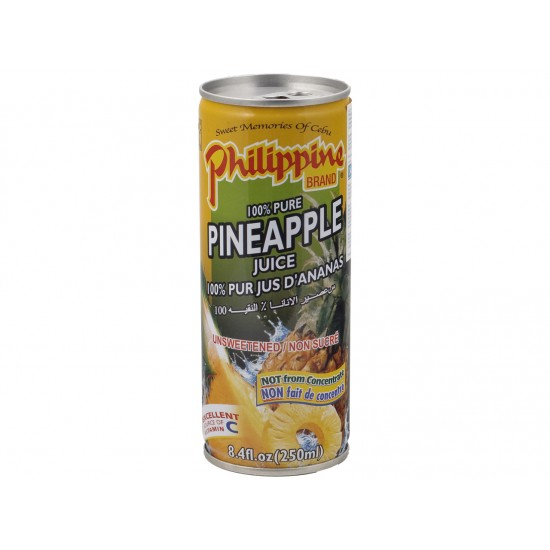 Pineapple juice 250ml Philippine brand