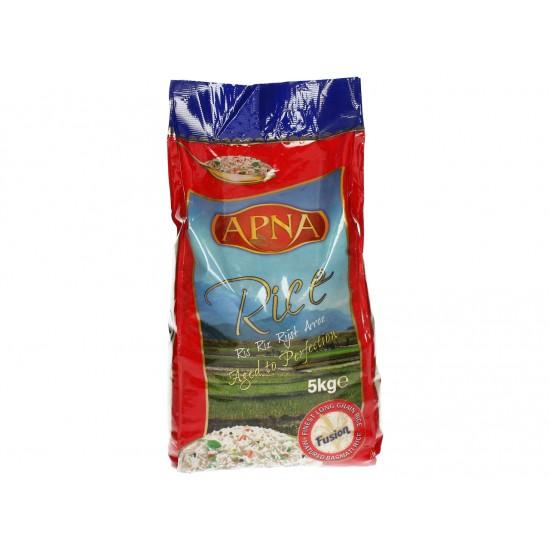 Basmati rice 5kg Apna