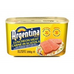 Pork luncheon meat 200g Argentina