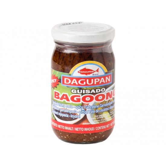 Bagoong guisado sauteed shrimp paste spicy  230g Dagupan