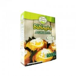 Bibingka rice cake instant mix 250g Green leaves