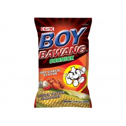 boy bawang cornick hot garlic flavor 100g
