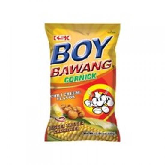 Boy Bawang cornick chili cheese flavor 100g