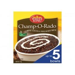 champorado mix for chocolate rice porridge 113g white king