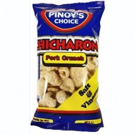 Pork crunch Chicharon salt&vinegar 80g Pinoy's choice