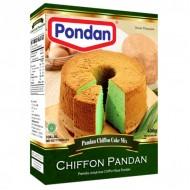 Chiffon pandan cake mix 400g Pondan