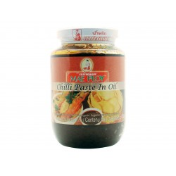 Chilipaste in soy oil 250ml Mae Ploy