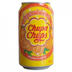Chupa chups orange flavour 345ml