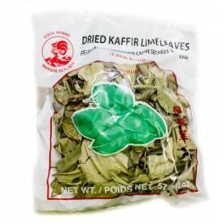 Dried kaffir lime leaves 10g cock brand