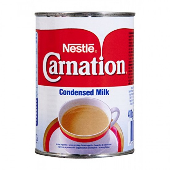 Condensed milk 410g Carnation
