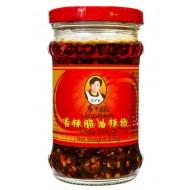 crispy chilli in oil 210g Laoganma