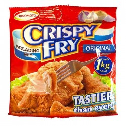 Crispy fry breading mix original 62g Ajinomoto