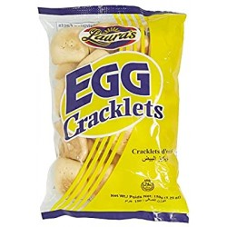 Egg cracklets150g Laura's