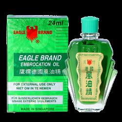 embrocation oil eagle brand 24ml