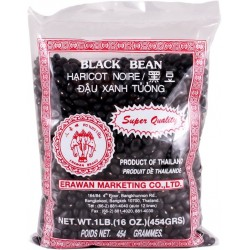 black bean 454g erawan