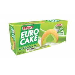 Pandan Euro cake 144g