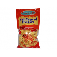 fish flavored crackers 100g zamboanga