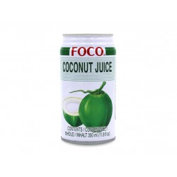 coconut juice 350ml Foco