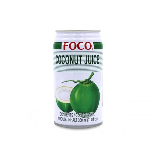 coconut juice 350ml Foco