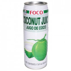 coconut juice 520ml Foco