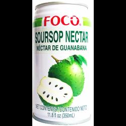 Soursop nectar 350ml Foco