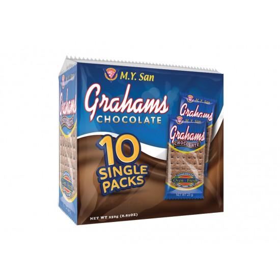 Grahams chocolade biscuits 250g
