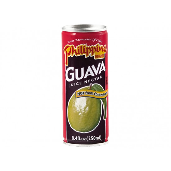 Guava juice nectar 250ml Philippine brand