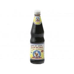 Black soy sauce A 700ml Healthy boy