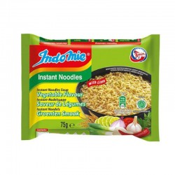 Indomie instant noodles vegetable flavour 75g