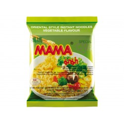 Instant noodles vegetable flavour 60g Mama