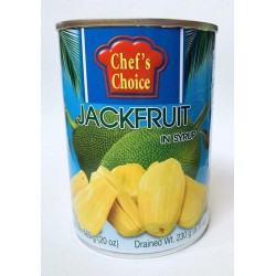 Jackfruit 565g Chef's choice
