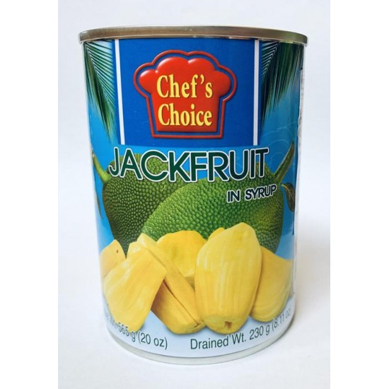 Jackfruit 565g Chef's choice