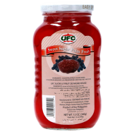 Sugar palm fruit (kaong) red 340g UFC