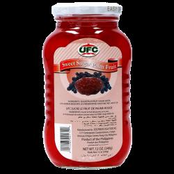 Sugar palm fruit (kaong) red 340g UFC