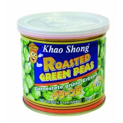 roasted green peas 140g Khao shong