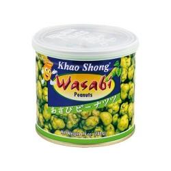 Wasabi peanuts 140g Khao shong