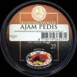 Spice paste ajam pedis 100g Koningsvogel