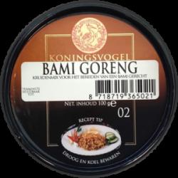 Spice paste boemboe bami goreng 100g Koningsvogel