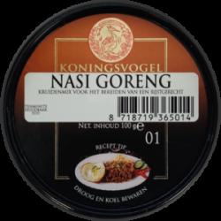 Spice paste boemboe nasi goreng 100g Koningsvogel