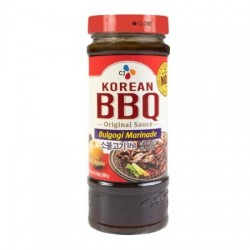Korean bbq Bulgogi marinade sauce 500g CJ
