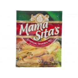 Fried spring roll seasong mix Lumpiang Shanghai 40g Mama Sita's
