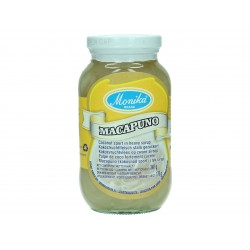 Coconut sport in heavy syrup Macapuno 340g Monika