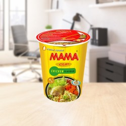 Instant cup noodles chicken 70g Mama