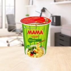 Instant cup noodles vegetables 70g Mama