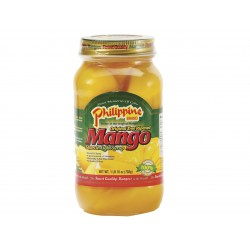 Mango slices in light syrup 738g Philippine brand