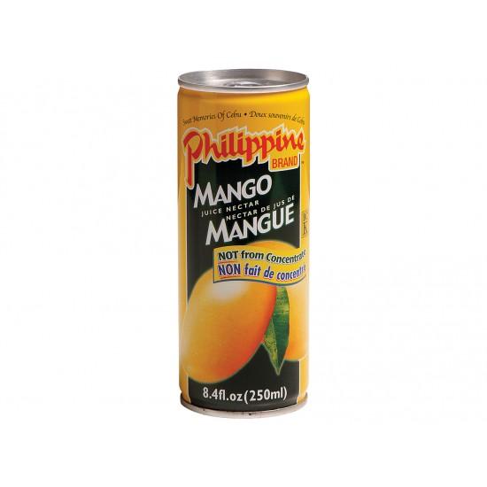 Mango juice nectar 250ml Philippine brand