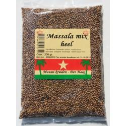 massala mix whole 200g Maussi kruiden