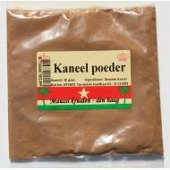 Cinnamon powder 50g Maussi kruiden