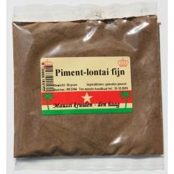 Piment lontai ground allspice 50g maussi kruiden